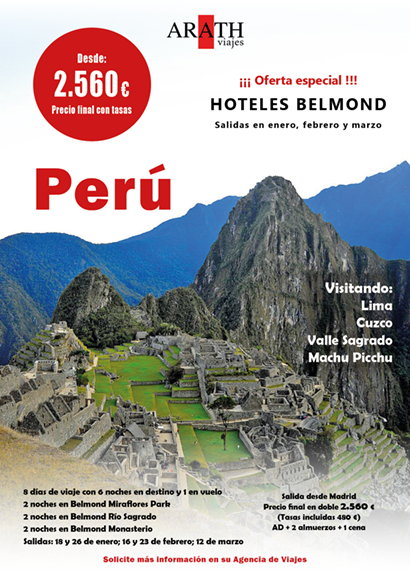 Oferta Perú