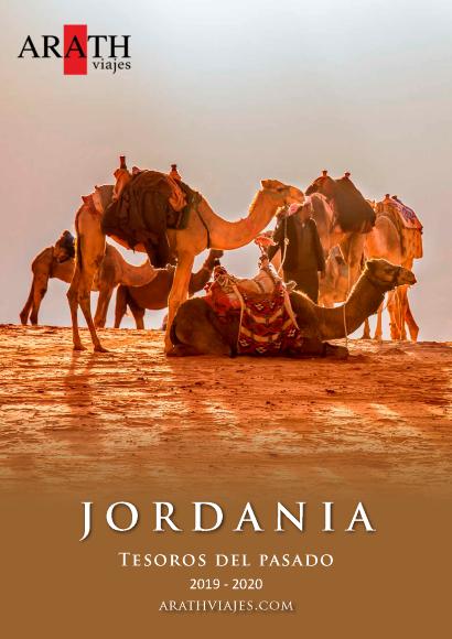 Catálogo Jordania
